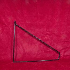 Bodenhalter leiter schwarz für altes stringregal string seitenteil 60er jahre #1