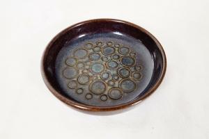 Kleine schale danmark dänemark kreisdekor form 3361 50er 60er vintage keramik