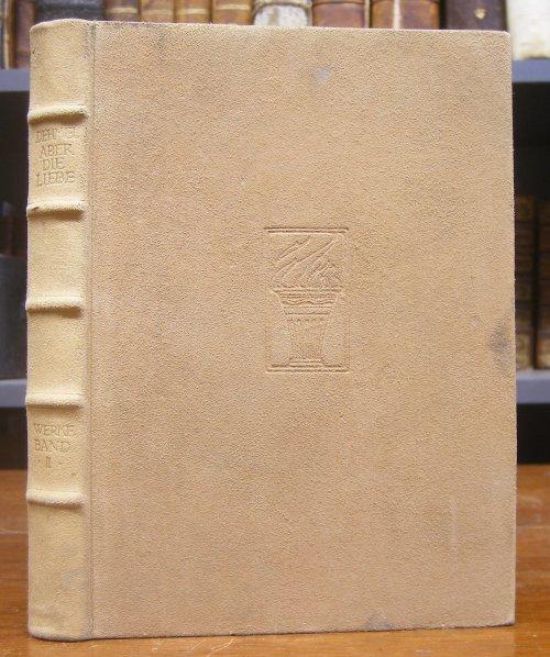 Dehmel, Richard: Gesammelte Werke in zehn Bänden. Band 2 (einzeln).
