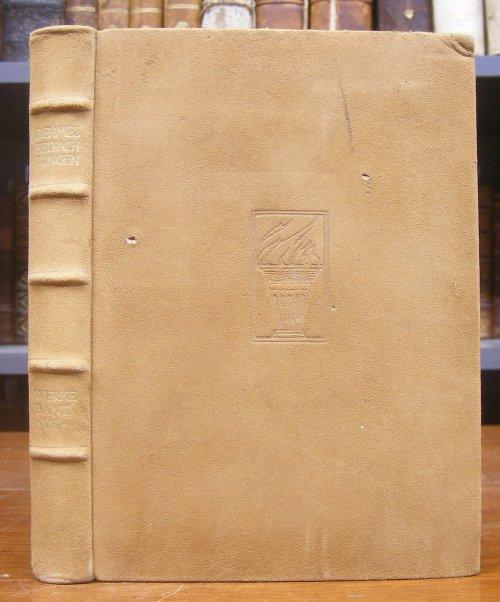 Dehmel, Richard: Gesammelte Werke in zehn Bänden. Band 8 (einzeln).