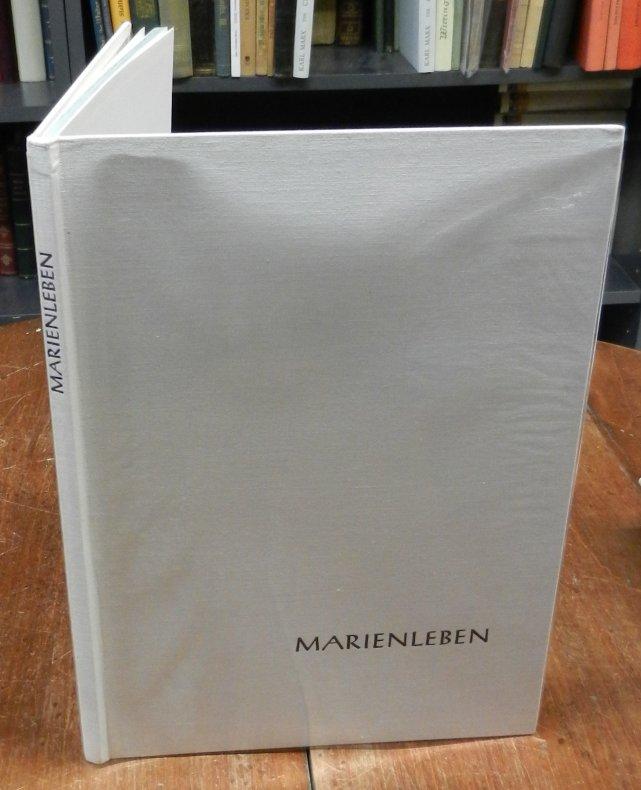 Hauschka, Ernst R. / Fritz Möser: Marienleben. Original-Linolschnitte von Fritz Möser.