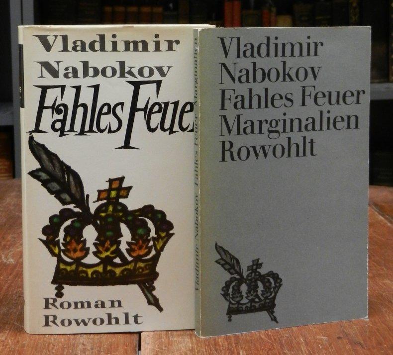 Nabokov, Vladimir: Fahles Feuer. Roman. Deutsch von Uwe Friesel.