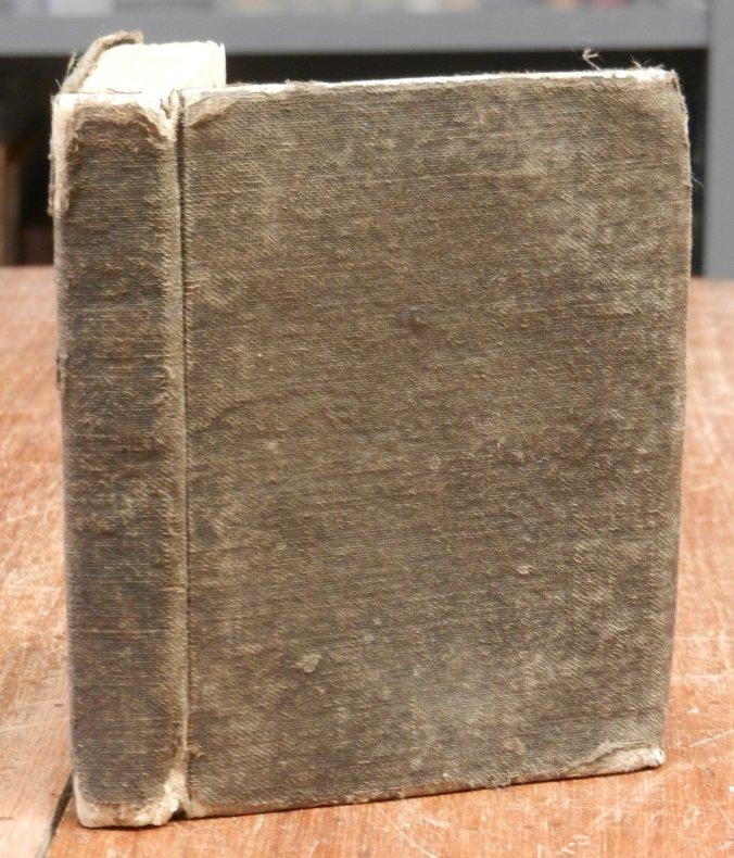 Kirchenbuch für das Königlich Preußische Kriegsheer. Neue Auflage. Angebunden: Die Psalmen Davids nach Martin Luthers Uebersetzung.