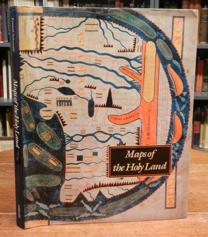 Nebenzahl, Kenneth: Maps of the Holy Land. Images of Terra Sancta through Two Millennia.