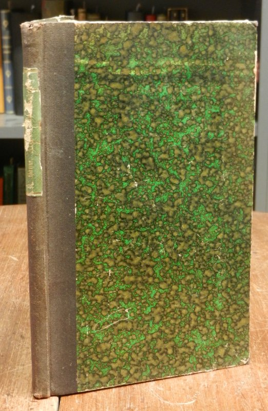 Schopenhauer, Arthur - Haym, Rudolf: Arthur Schopenhauer. Besonders abgedruckt aus dem vierzehnten Bande der Preußischen Jahrbücher.