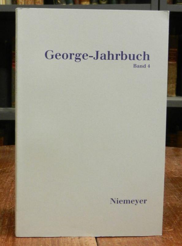 George, Stefan: George Jahrbuch, Band 4 (2002/2003). Im Auftrag der Stefan-George-Gesellschaft hg. von Wolfgang Braungart und Ute Oelmann.