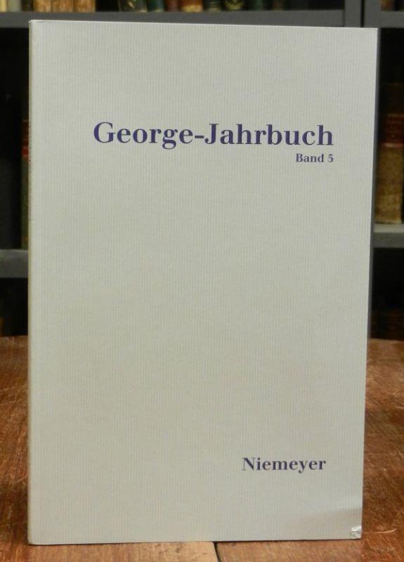 George, Stefan: George Jahrbuch, Band 5 (2004/2005). Im Auftrag der Stefan-George-Gesellschaft hg. von Wolfgang Braungart und Ute Oelmann.