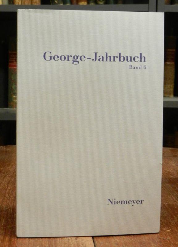 George, Stefan: George Jahrbuch, Band 6 (2006/2007). Im Auftrag der Stefan-George-Gesellschaft hg. von Wolfgang Braungart und Ute Oelmann.
