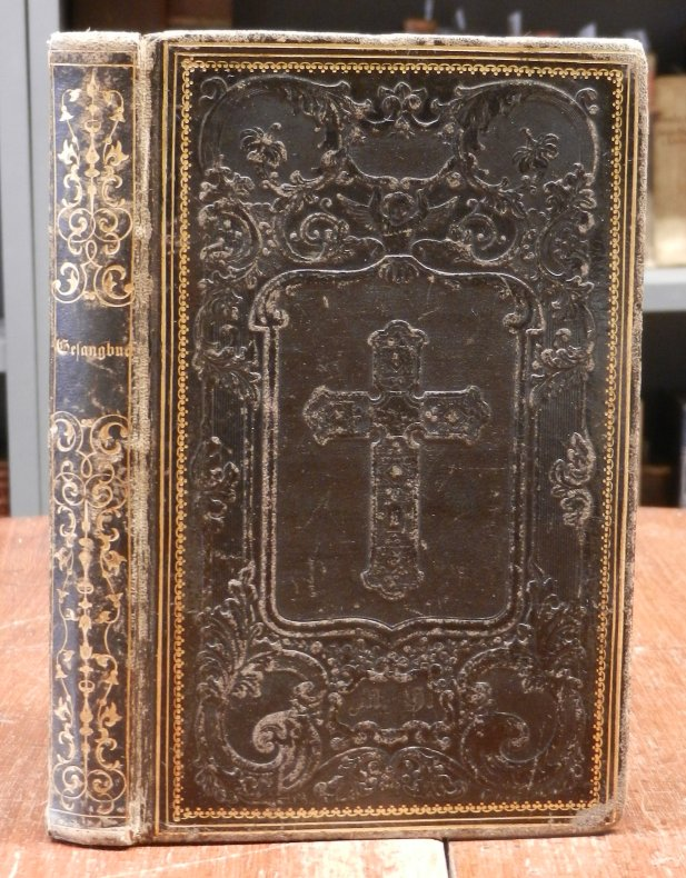 Gesangbuch zum gottesdienstlichen Gebrauch für evangelische Gemeinen. Mit Genehmigung eines hohen Ministerii der geistlichen Angelegenheiten.