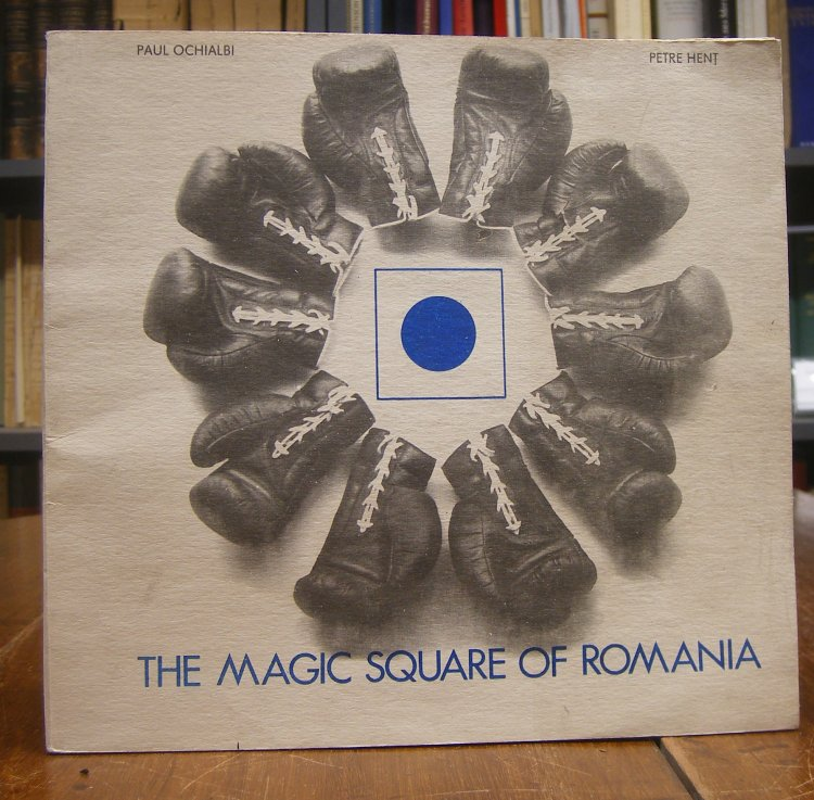 Ochialbi, Paul / Petre Hentz: The magic Square of Romania. Mit zahlreichen Abb. auf Tafeln.