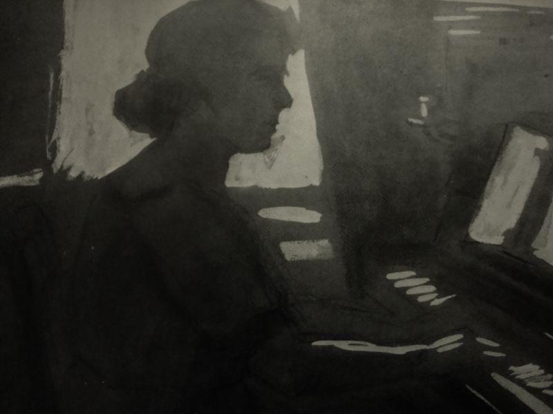 Art Deco Print,Georg Hilgers 0