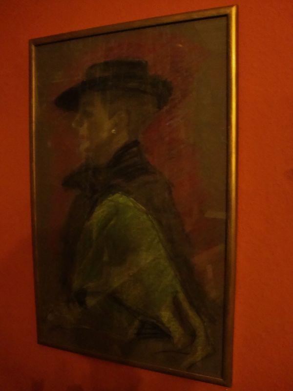 Art Deco Gemälde 0