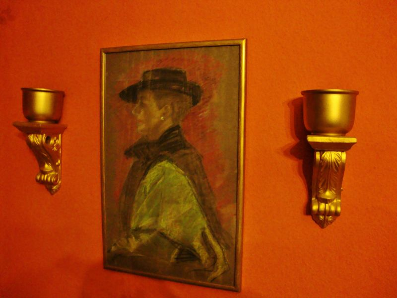 Art Deco Gemälde 2