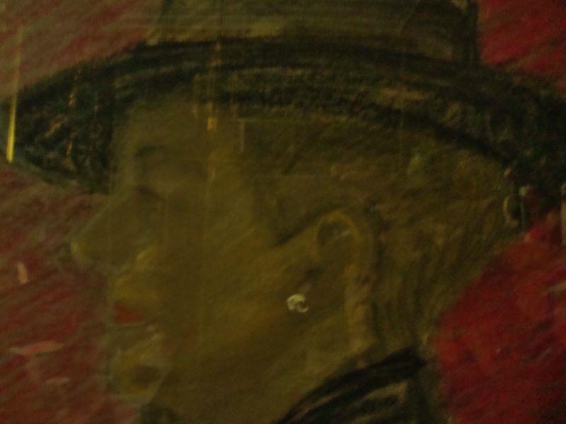 Art Deco Gemälde 4