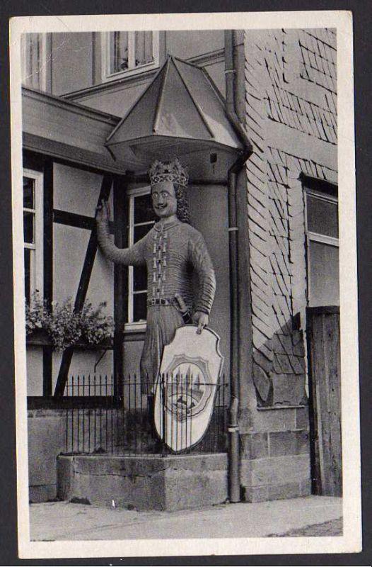 Ansichtskarte Neustadt Südharz Roland Eichsfeld