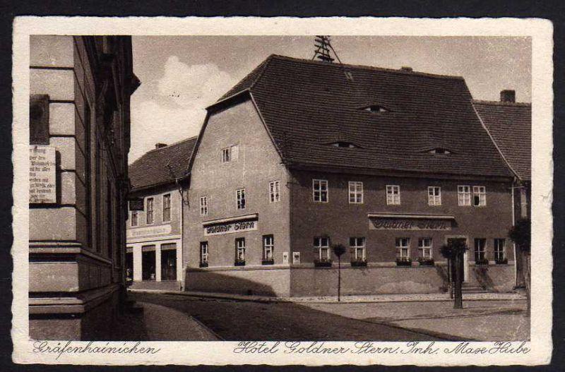 Ansichtskarte Lambinowice LamsdorfÜbungsplatz 1902 Litho Hotel goldner Stern Fussla Nr 101765