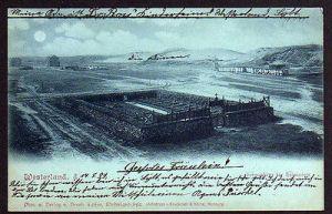 Ansichtskarte Westerland 1899 Heimatstätte für Heimatlose