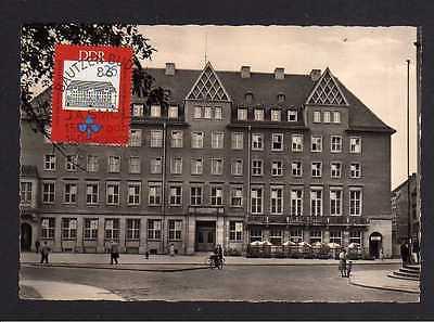 Maximumkarte DDR 1966 1166 Haus der Sorben Bautzen Jan Arnost Smoler