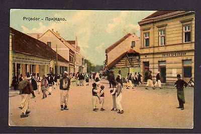 Ansichtskarte Prijedor Приједор K. u. K. Militärpost  1916