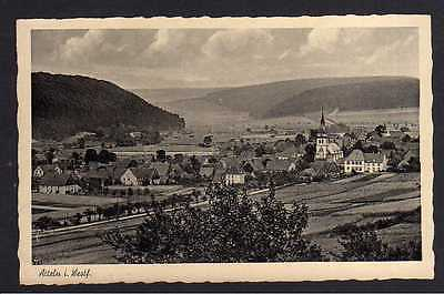 Ansichtskarte Atteln Lichtenau um 1930