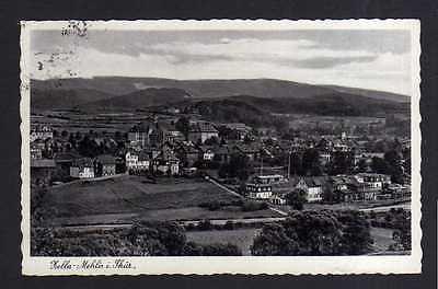 Ansichtskarte Zella-Mehlis 1939