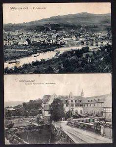 2 Ansichtskarte Witzenhausen 1908 Kolonialschule Wilhelmshof