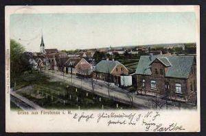 Ansichtskarte Fürstenau i. Hannover Kr. Osnabrück 1904