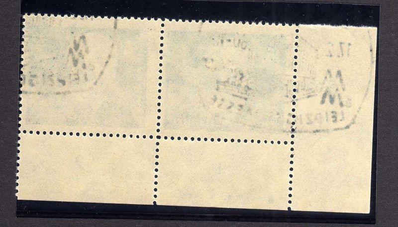 DDR 255 5.- Pieck gestempelt DZ 2 ungefalten nicht angetrennt 1