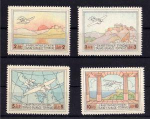 Griechenland 300 - 303 postfrisch **