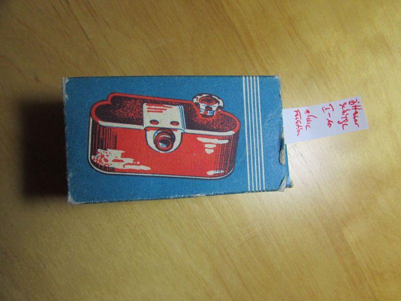 Haufe Filmbox  Zittauer Gebirge im Original Karton 18 Bilder als Endlosschleife