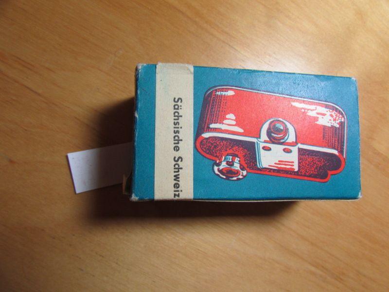 Haufe Filmbox Sächsische Schweiz im Original Karton 18 Bilder als Endlosschleife 1