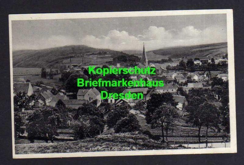 Ansichtskarte Kall Nordeifel Eifel 1936 Panorama 0