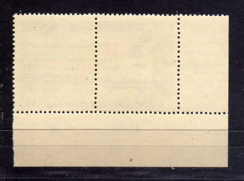 DDR 1963 976 - 977 DV Druckvermerk 4 ** Leipziger Herbstmesse allseits durch 1