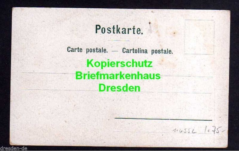 Ansichtskarte Berggesichter F. Killinger Zürich 10 Das Matterhorn lächelt signiert H 1