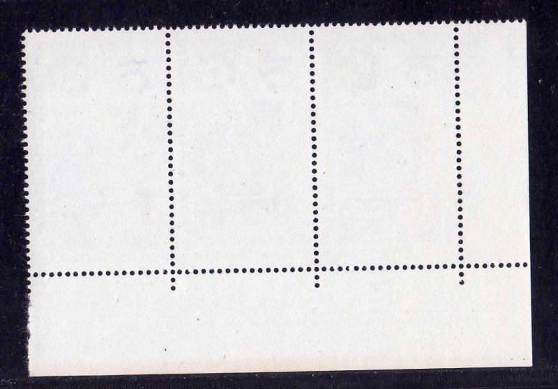 DDR 1969 1504 DV Druckvermerk FN I ** 20 Jahre DDR Leipzig + Bogenzählnumme 1