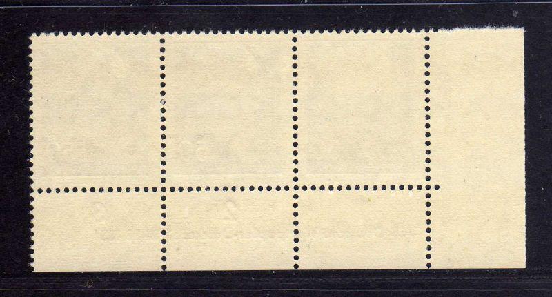 DDR 1963 937 X x I DV Druckvermerk 1 ** Dauerserie 50 Pfg. Walter Ulbricht 1