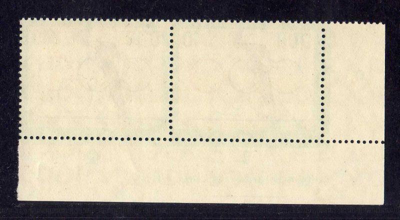 DDR 1963 1001 DV Druckvermerk 2 **  Olympische Winterspiele Innsbruck 1