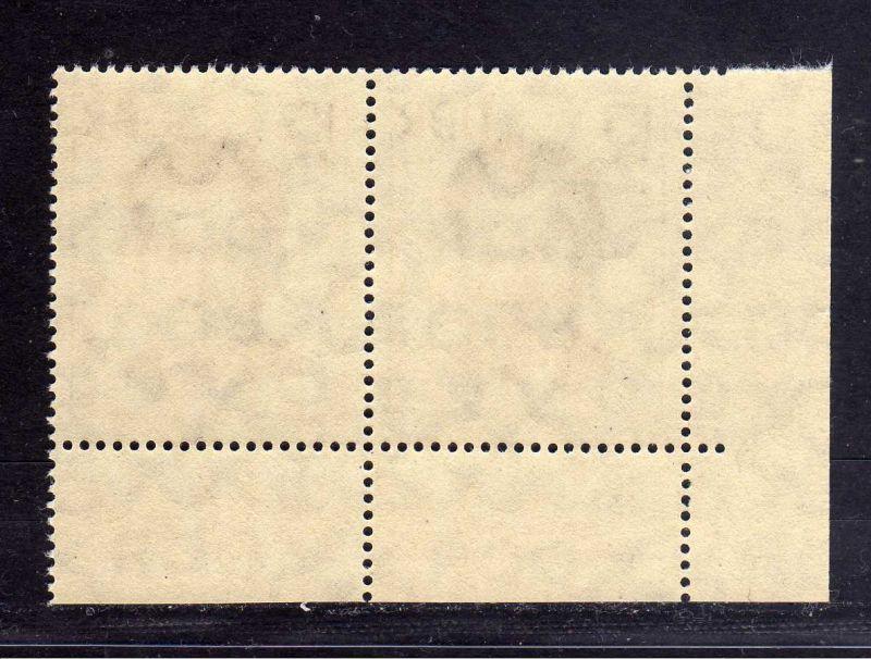 DDR 1962 920 DV Formnummer 3 Druckvermerk ** Antifaschisten 15+5 Pfg. 1