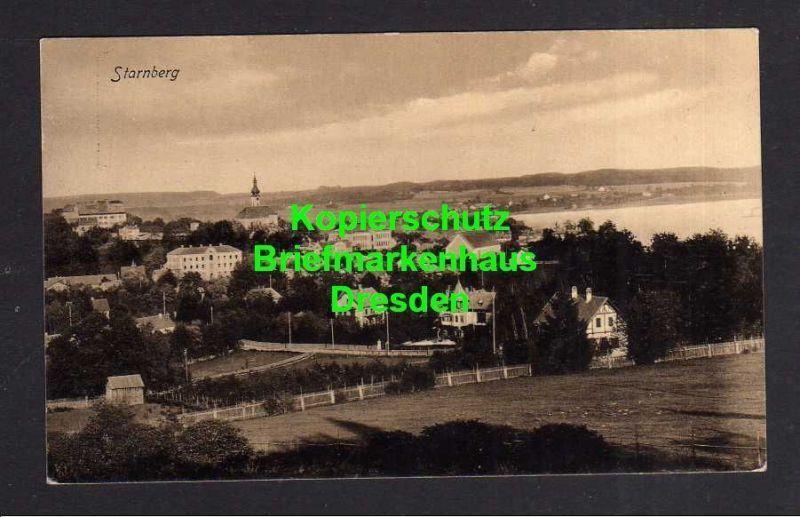 Ansichtskarte Starnberg 1912 0