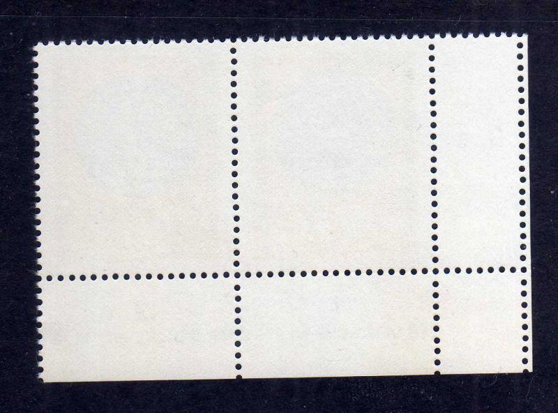 DDR 1969 1522 Teil DV mit Leerfeld links ** Volkskunst aus der Lausitz 1