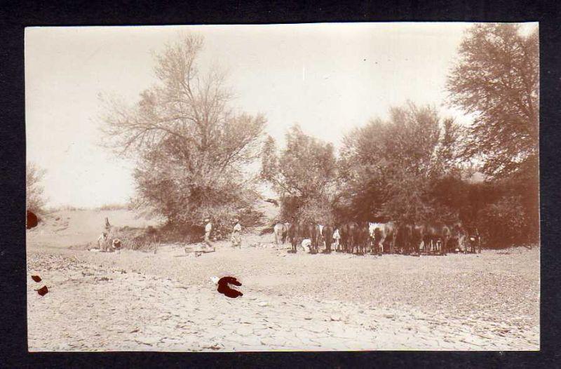 5 Ansichtskarte Fotokarte DSW Deutsch Südwest Afrika Bergbau um 1912 Rutschbahn Naru