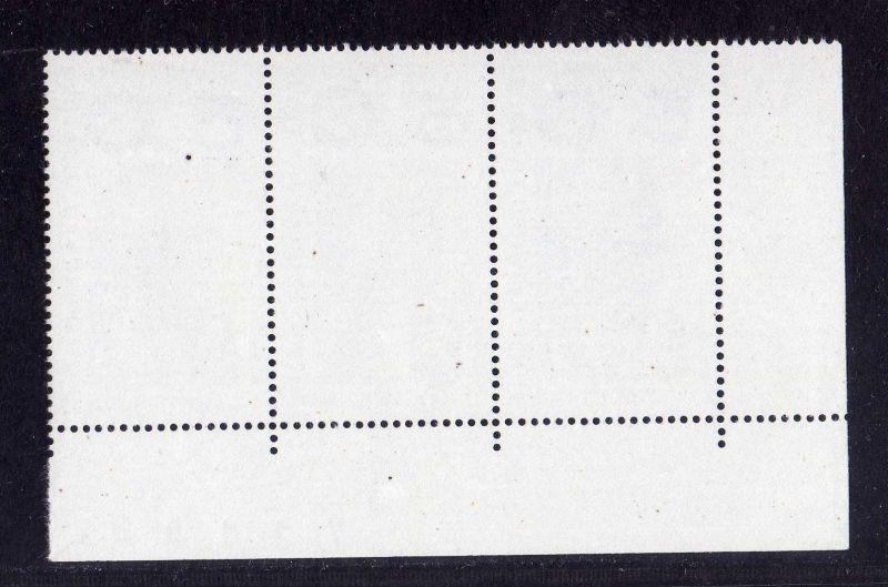 DDR 1969 1498 DV Druckvermerk FN II ** 20 Jahre DDR Eisenhüttenstadt + Boge 1