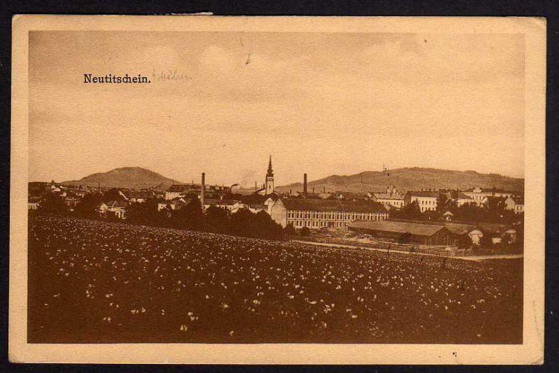 Ansichtskarte Neutitschein Novy Jicin Mähren 1916