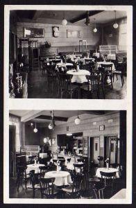 Ansichtskarte Dingelstädt Henkels Central Cafe