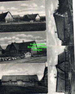 5 Ansichtskarte Hadersleben Haderslev Stevelter Haus Museum Heisagger Haus Oesby`er