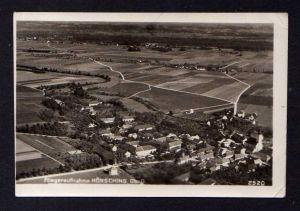 Ansichtskarte Hörsching Oberösterreich um 1940 Luftbild Fotokarte