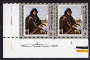 DDR 1969 1528 DV ** FN I Dresden Galerie Neue Meister