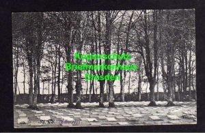 Ansichtskarte Christiansfeld Haderslev Hadersleben 1908 Friedhof Gottesacker