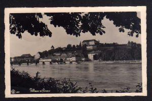 Ansichtskarte Pettau a. Drau Ptuj Slowenien Untersteiermark 1941 Fotokarte