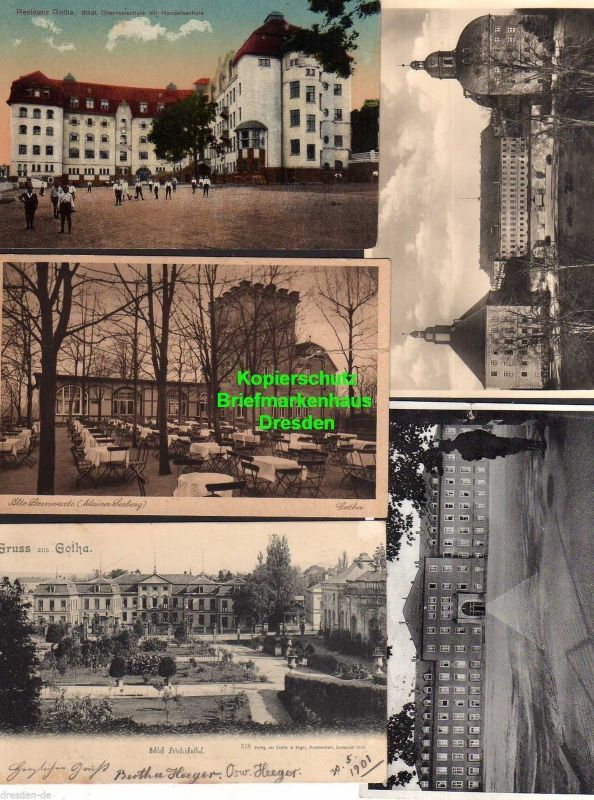 5 Ansichtskarte Arnstadt Litho 1902 Ruine Neideck RiedtorRied 1899 Fischtor Fotokart